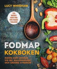 bokomslag Fodmap kokboken : 125 recept som får din mage i balans