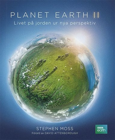 bokomslag Planet Earth : livet på jorden ur nya perspektiv