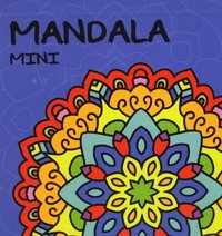bokomslag Mandala mini. Blå