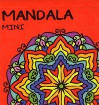 bokomslag Mandala mini. Röd