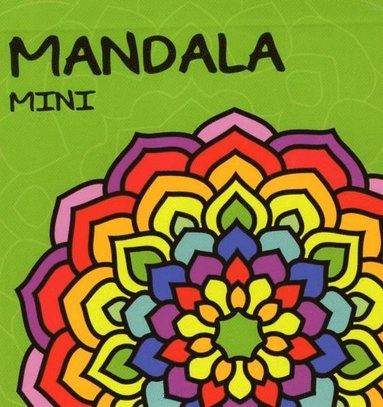 bokomslag Mandala mini: Grön