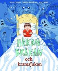 bokomslag Håkan Bråkan och kramsjukan