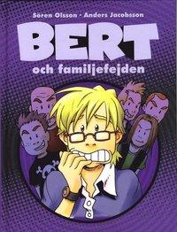 bokomslag Bert och familjefejden