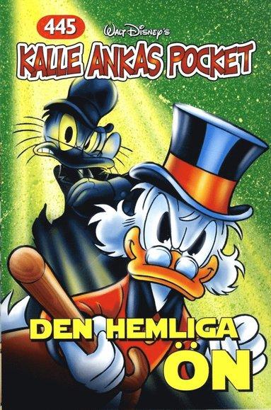 bokomslag Kalle Ankas Pocket 445