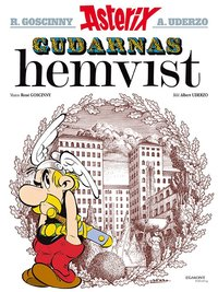 bokomslag Asterix. Gudarnas hemvist