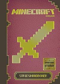 bokomslag Minecraft: Stridshandboken - Uppdaterad utgåva