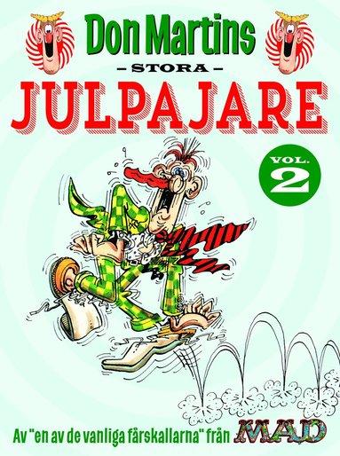 bokomslag Don Martins stora julpajare vol. 2