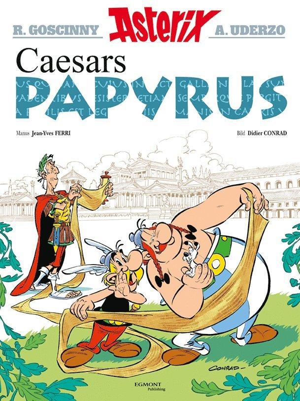 Caesars papyrus 1