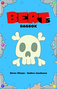bokomslag Berts dagbok