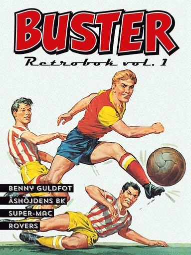 bokomslag Buster. Retrobok vol. 1