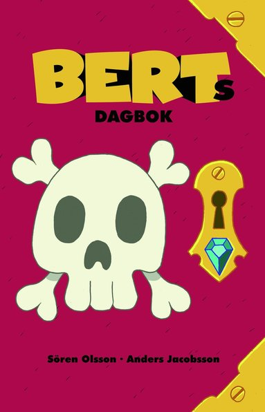 bokomslag Berts dagbok : 2