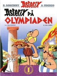 bokomslag Asterix på Olympiaden
