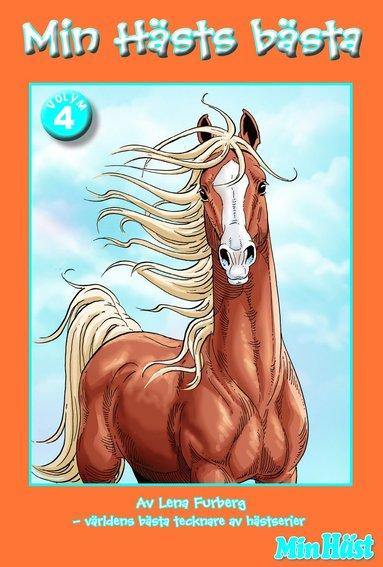 bokomslag Min Hästs bästa. Vol 4