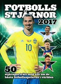 bokomslag Fotbollsstjärnor 2017