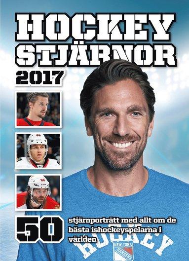 bokomslag Hockeystjärnor 2017
