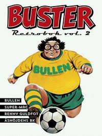 bokomslag Buster. Retrobok vol. 2