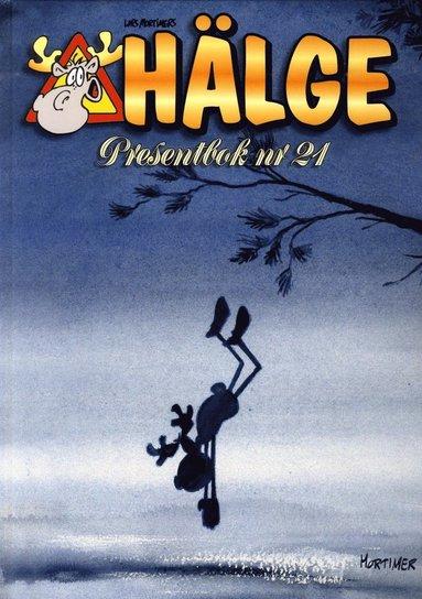 bokomslag Hälge Presentbok nr 21