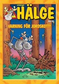 bokomslag Hälge : varning för jordskott! Julalbum nr 25