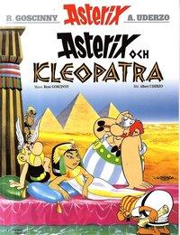 bokomslag Asterix och Kleopatra