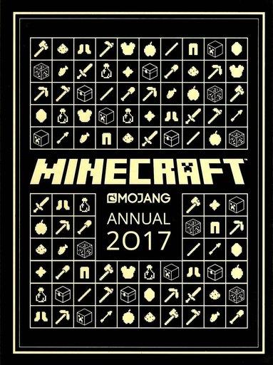 bokomslag Minecraft : annual 2017