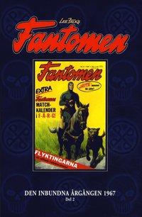 bokomslag Fantomen. Den inbundna årgången 1967. D. 2