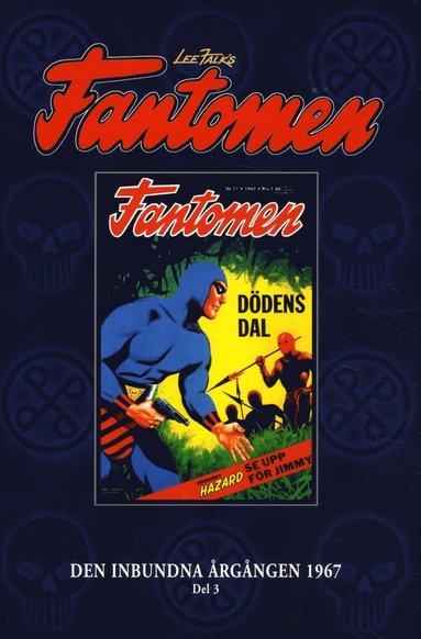 bokomslag Fantomen Den inbundna årgången 1967. D. 3