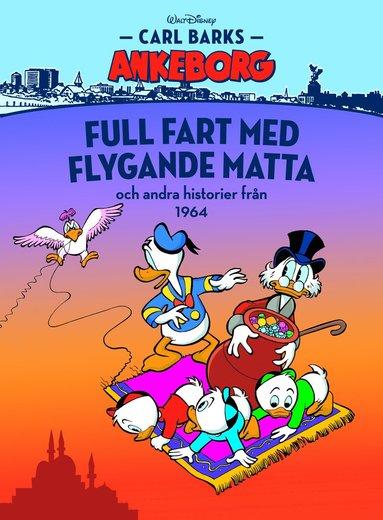 bokomslag Carl Barks Ankeborg 16, 1964