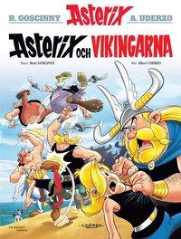 bokomslag Asterix och vikingarna