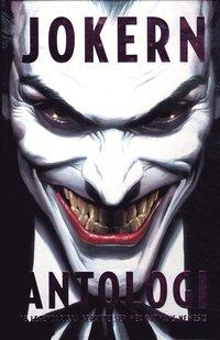 bokomslag Jokern Antologi : brottslighetens crownprins största illgärningar