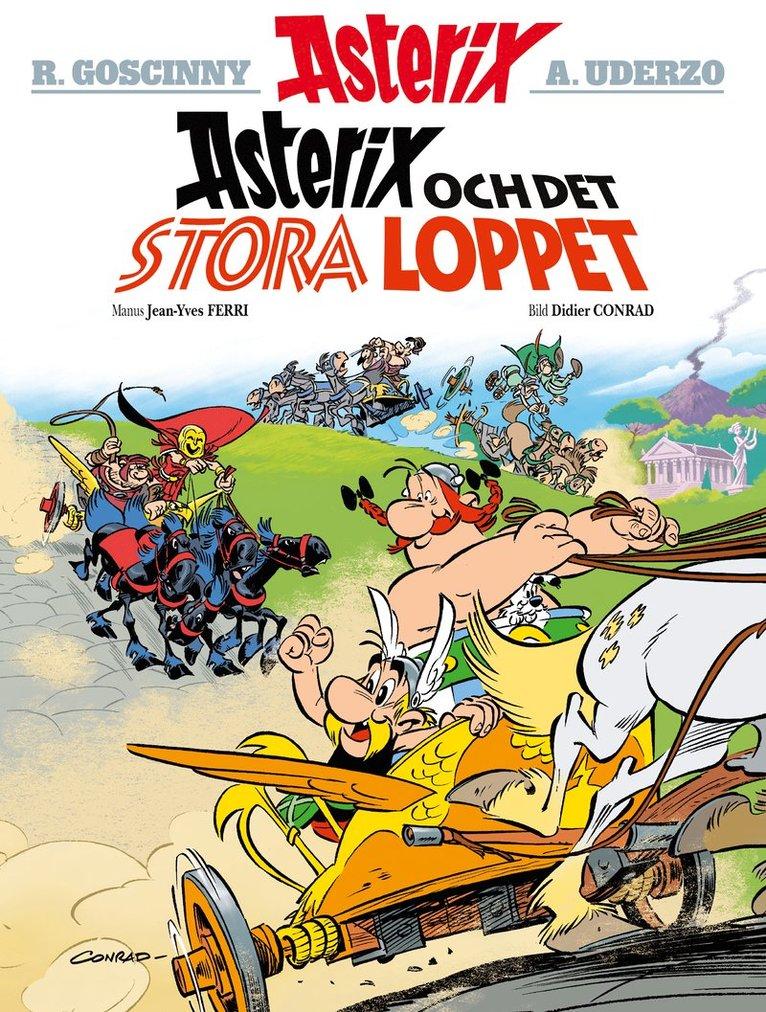 Asterix och det stora loppet 1