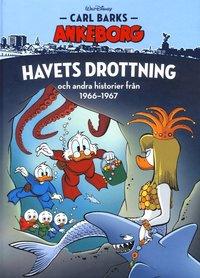 bokomslag Carl Barks Ankeborg. Havets drottning och andra historier från 1966-1967