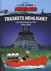 bokomslag Träskets hemlighet och andra historier från 1944-1945