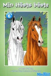 bokomslag Min Hästs Bästa 6