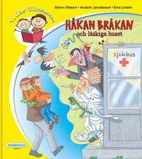 bokomslag Håkan Bråkan och läskiga huset