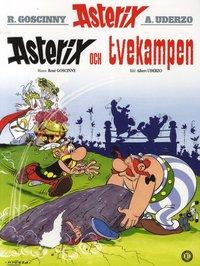 bokomslag Asterix och tvekampen