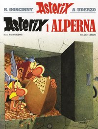 bokomslag Asterix i Alperna