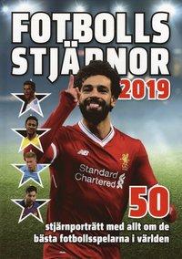 bokomslag Fotbollsstjärnor 2019
