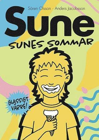 bokomslag Sunes sommar