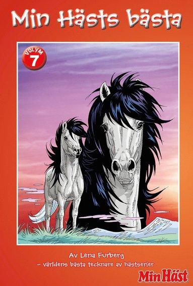 bokomslag Min häst bästa. Vol 7