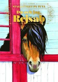 bokomslag Du och jag, Rejsab