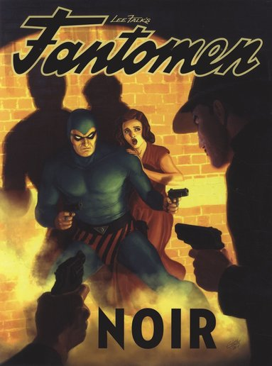 bokomslag Fantomen Noir Presentbok