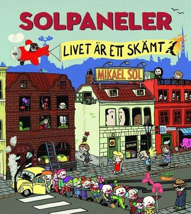 bokomslag Solpaneler : livet är ett skämt