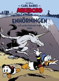 bokomslag Carl Barks Ankeborg. Enhörningen