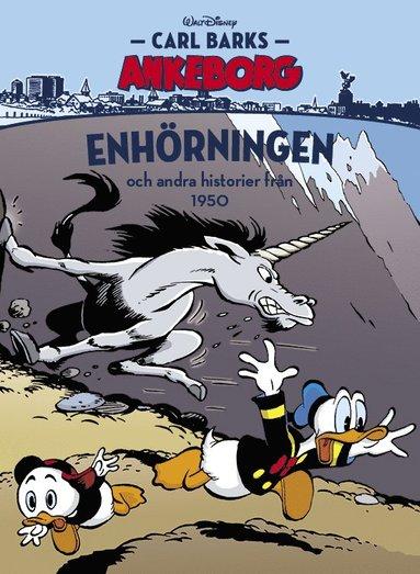 bokomslag Enhörningen och andra historier från 1950