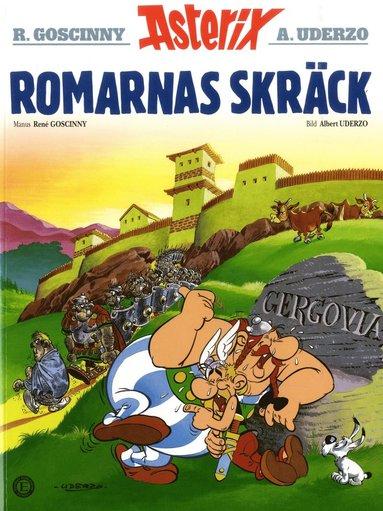 bokomslag Romarnas skräck