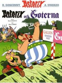 bokomslag Asterix och goterna