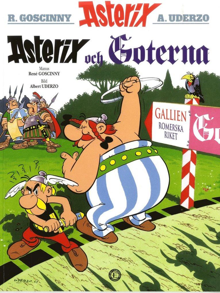 Asterix och goterna 1