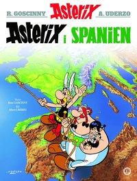 bokomslag Asterix i Spanien