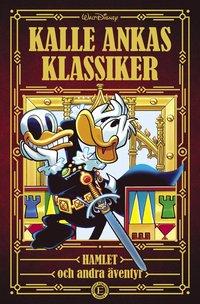 bokomslag Hamlet och andra äventyr