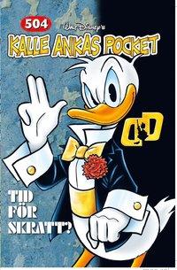 bokomslag Kalle Ankas Pocket 504